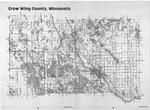 Index Map, Crow Wing County 1987 Published by Farm and Home Publishers, LTD